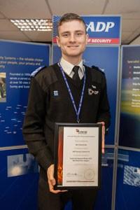 Award winning ADP SEcurity Officer