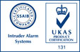 Intruder alarm products certificate - ADP Security