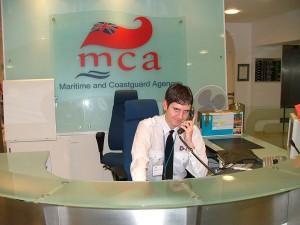 Maritime & Costguard Agency - ADP Security