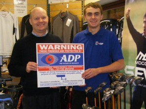 Wordham golf club - ADP Security